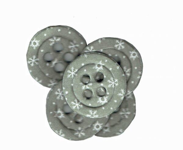 bottoni-tessuto-decorativi-grigio-natale