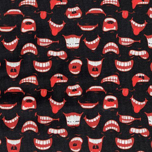 tessuto-bocche-smorfie