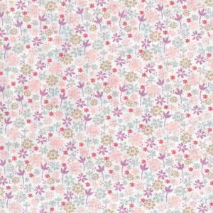 tessuto-floreale-cotone-rosa-grigio